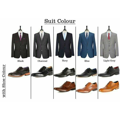 SUIT COLOUR