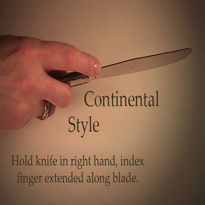 continental knife